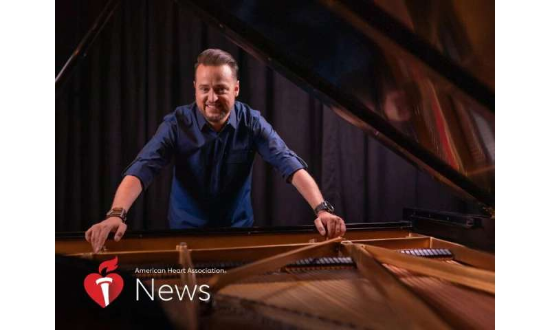 AHA news: prolific pianist uses music to heal, inspire