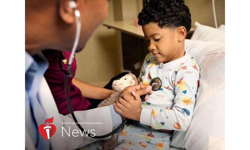Serious Heart Defects Increase Heart Failure Risk in Early Adulthood: AHA News