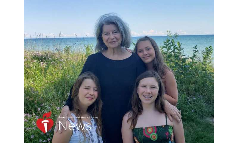 AHA news: time with grandkids could boost health – even lifespan