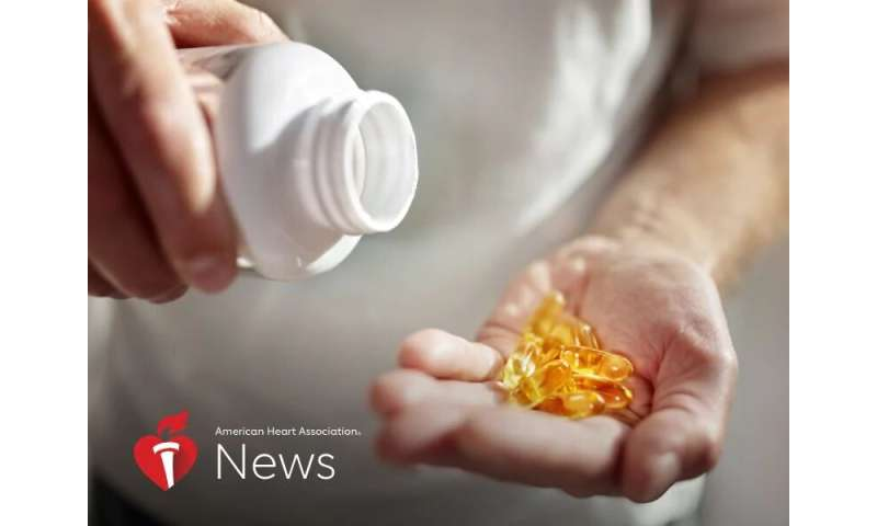 AHA news: vitamin D is good for the bones, but what about the heart?