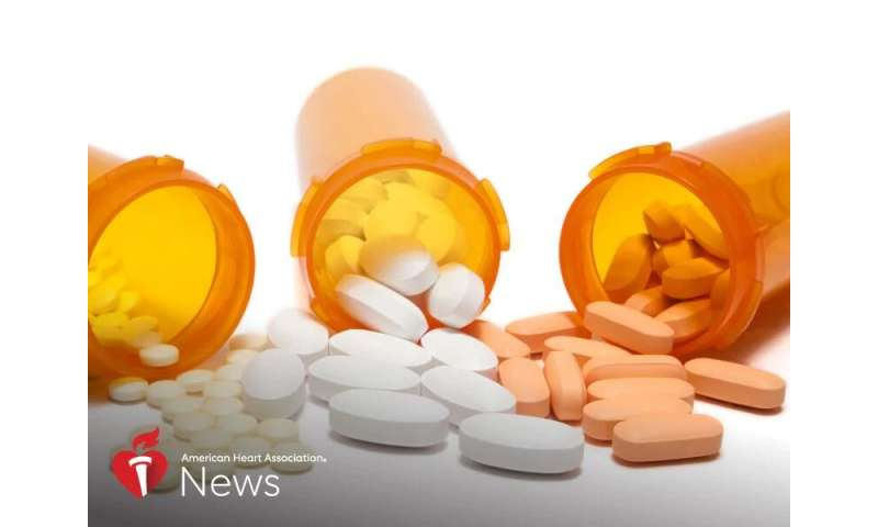 AHA news: why do women get statins less frequently than men?