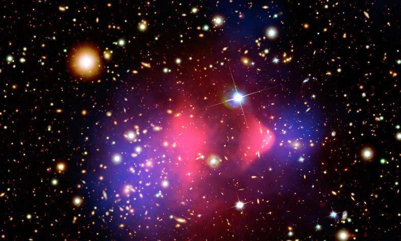 A heavyweight candidate for dark matter