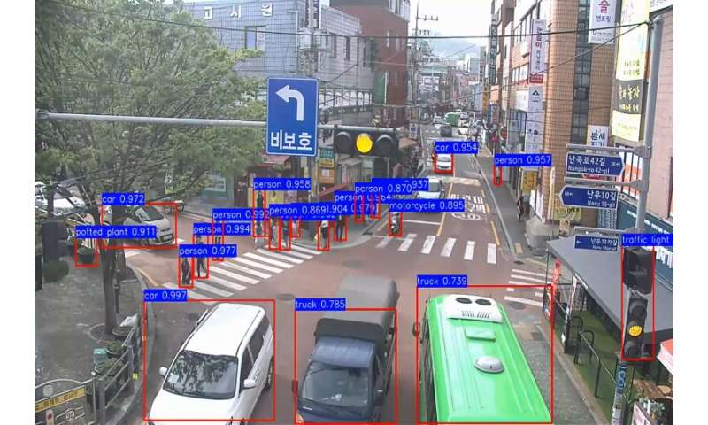 AI-based visual tech to be applied to CCTV cameras