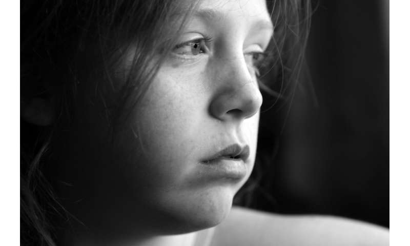 AI can detect depression in a child's speech