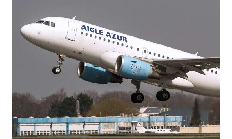 Aigle Azur, which was placed in receivership on Monday, will stop flying on Friday night