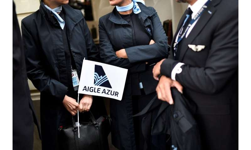 Aigle Zur, which employs almost 1,200 staff, filed for bankruptcy and suspended flights last week