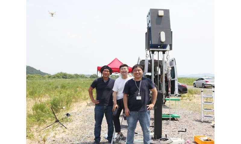 AI radar system that can spot miniature drones 3 kilometers away