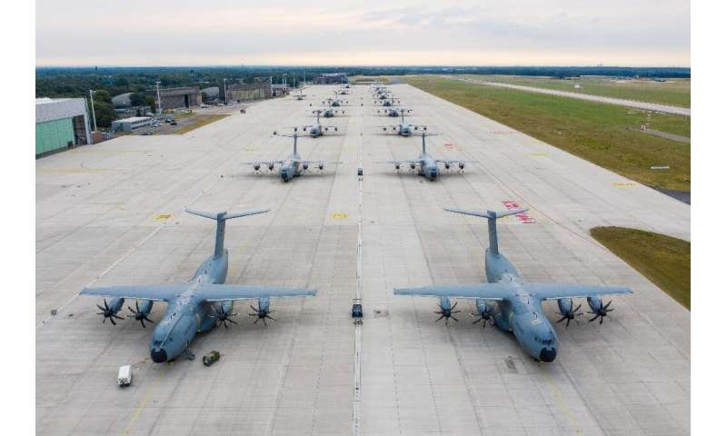 Airbus says there are now 81 A400M military transport planes in operation after huge cost overruns and delays