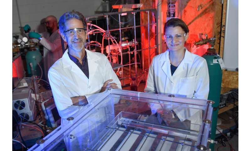 Air Force tests Clarkson Plasma Reactor to degrade, destroy PFOS, PFOA