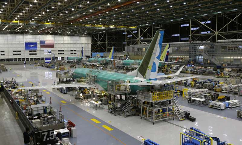 Airline group advocates more training for Boeing 737 Max