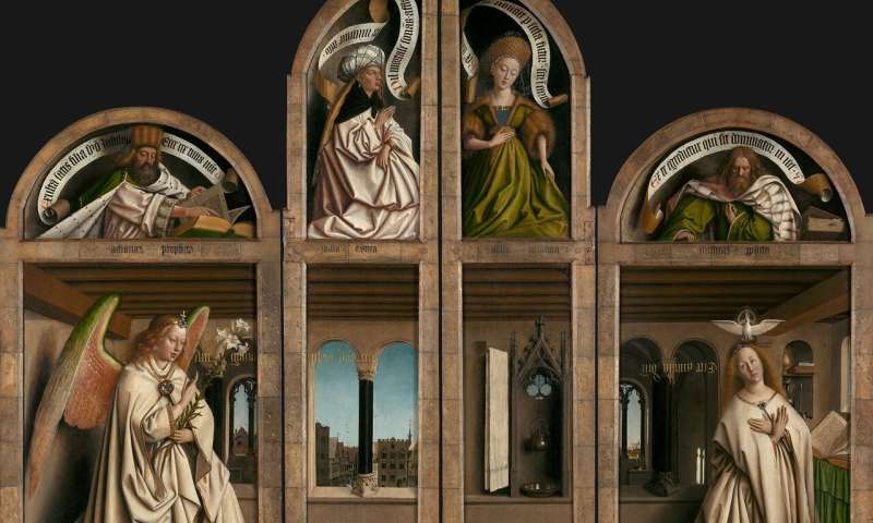 AI uncovers new details about Old Master paintings