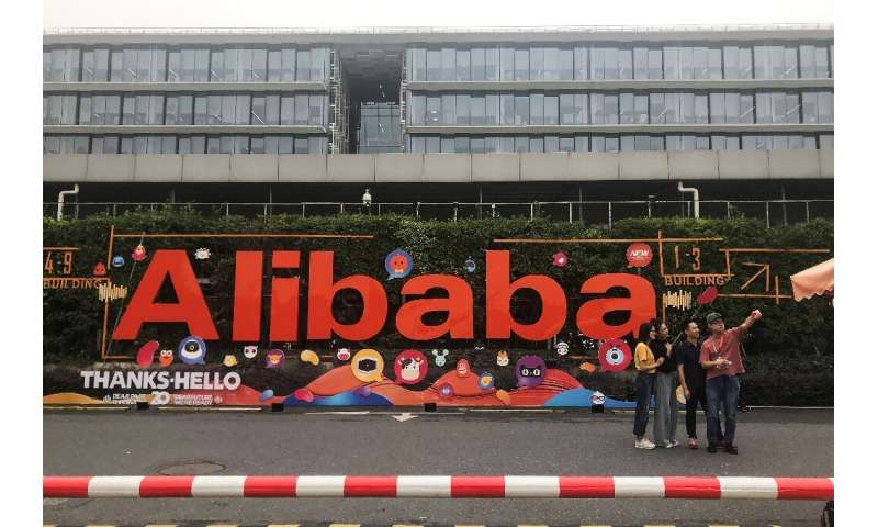 Alibaba towers over Chinese e-commerce with more than half of domestic market share