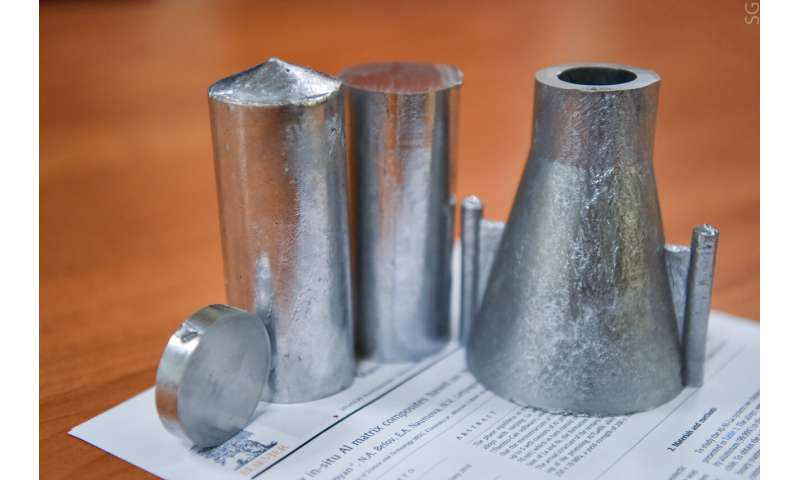 Aluminum is the new steel: NUST MISIS scientists made it stronger than ever before