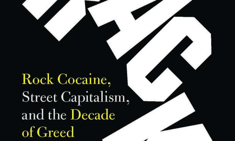 America's crack epidemic examined in new book