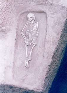 Ancient dwarfism skeleton tells story of acceptance