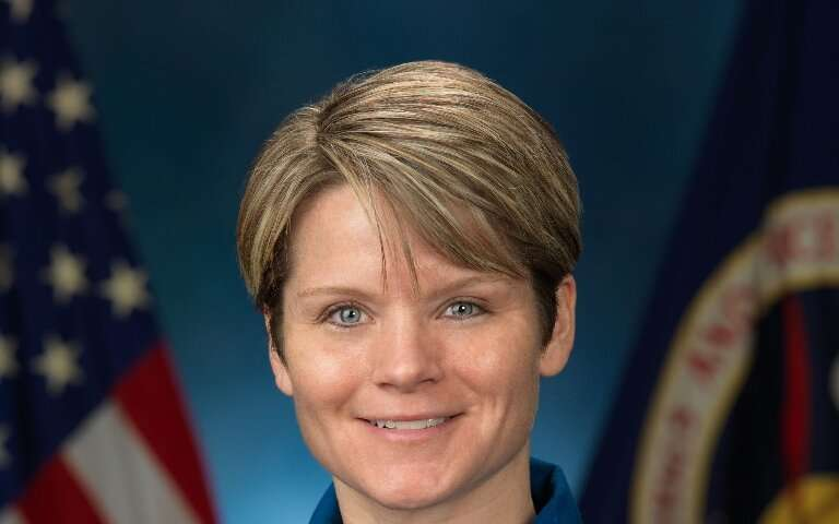 Anne McClain, an ex-army helicopter pilot, will be in the International Space Station (ISS) until the end of June