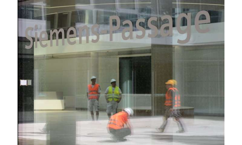 Another difficult passage for Siemens workers