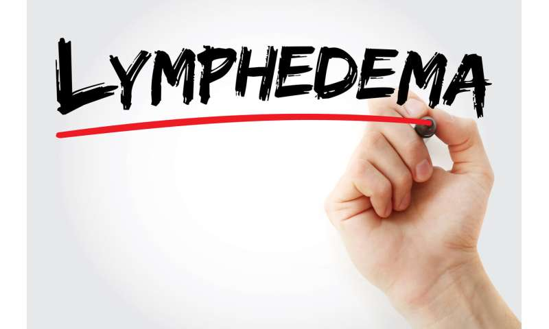 Another way to detect lymphedema