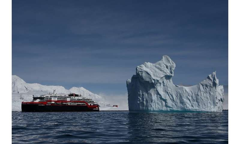 Antarctica, a vast territory belonging to no one nation, has become a choice destination for tourists