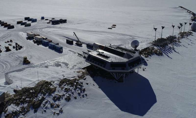 Antarctica's first zero-emission research station shows that sustainable living is possible anywhere