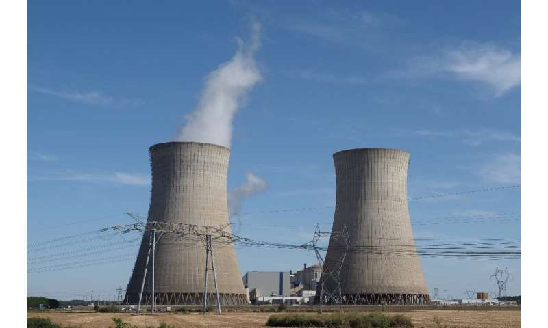 France gives more people iodine pills in case of nuclear accident