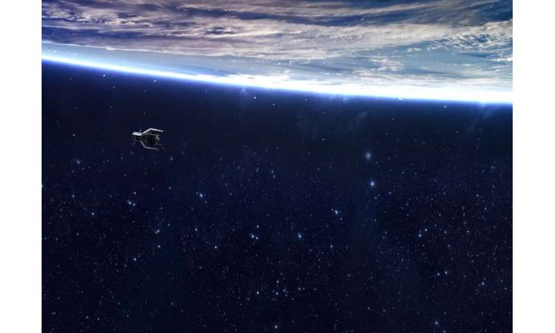 An upcoming ESA mission is going to remove one piece of space junk from orbit