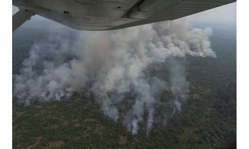 AP Explains: The causes and risks of the Amazon fires