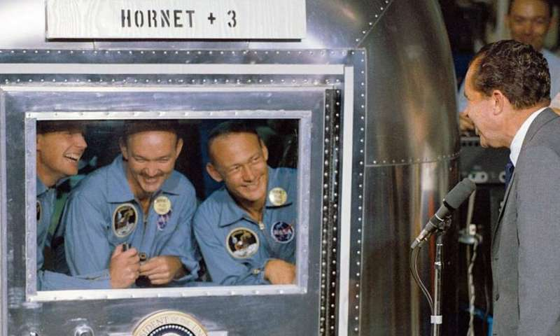 Apollo 11 brought a message of peace to the Moon—but Neil and Buzz almost forgot to leave it behind