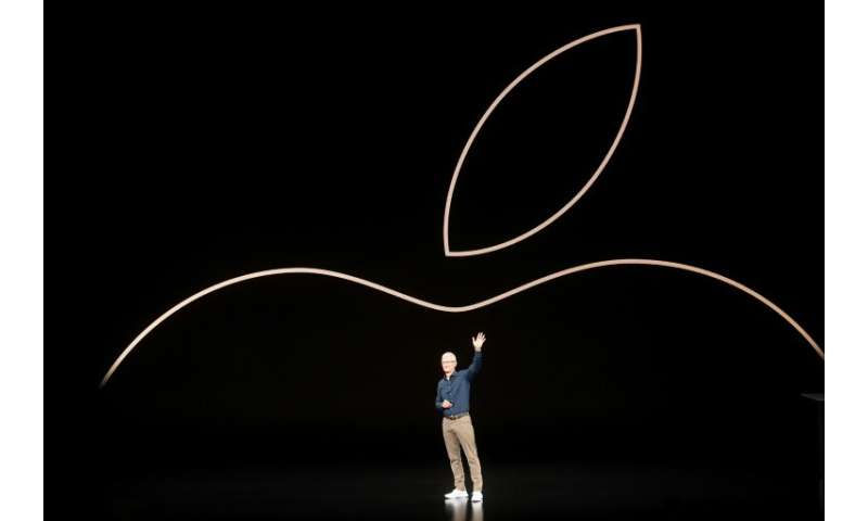 Apple, which kicks off the earnings parade for major US tech firms, will need to think beyond the iPhone to keep its momentum, a