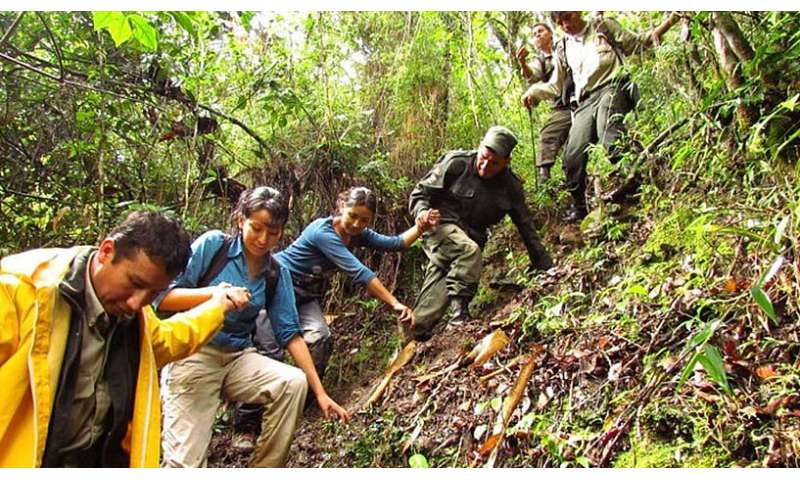Applying biodiversity conservation research in practice