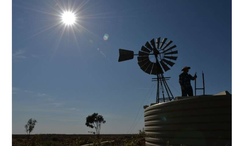 A rare weather phenomenon is expected to deliver more pain to drought-stricken Australia