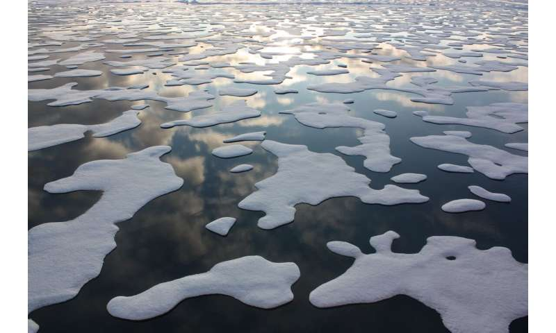 Arctic Ocean could be ice-free for part of the year as soon as 2044