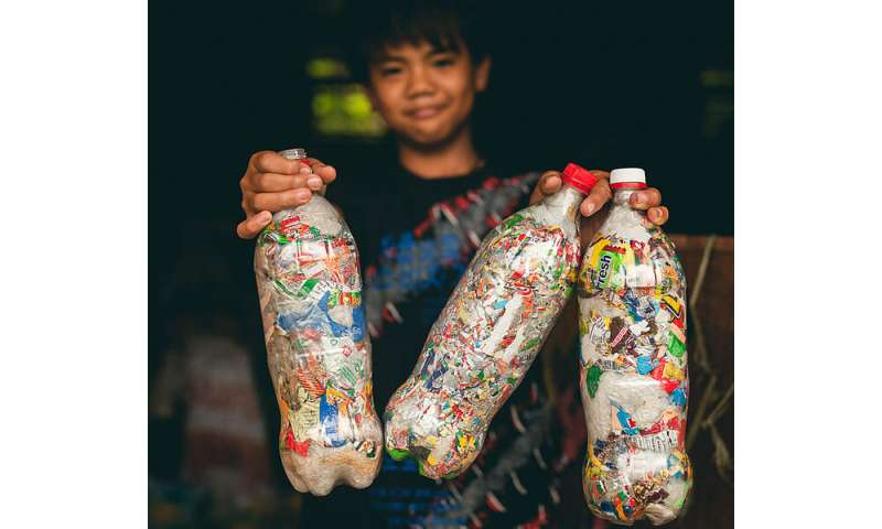 Are ecobricks the answer to plastic pollution?
