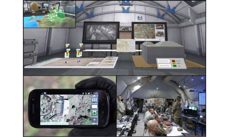 Army researchers explore benefits of immersive technology for soldiers