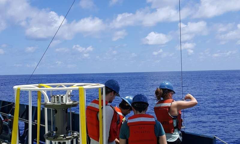 Arsenic-breathing life discovered in the tropical Pacific Ocean