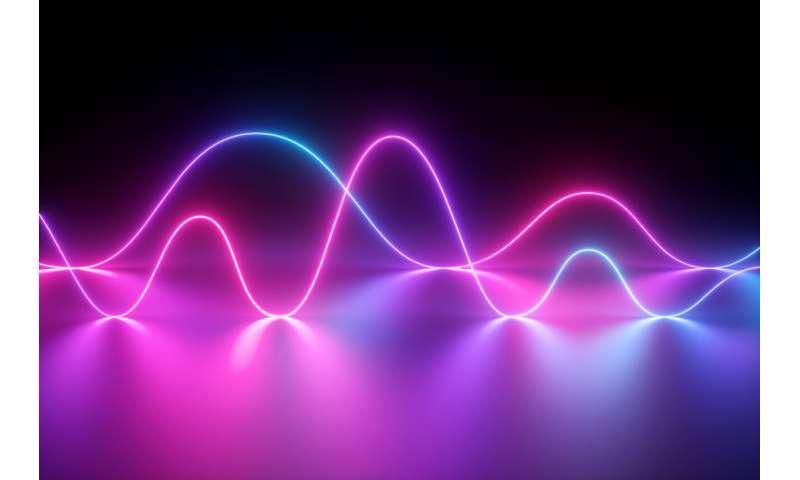 A sound idea: a step towards quantum computing