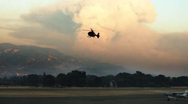 As temperatures rise, more California forests will burn