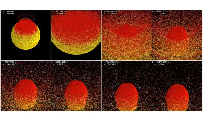 Asteroids are stronger, harder to destroy than previously