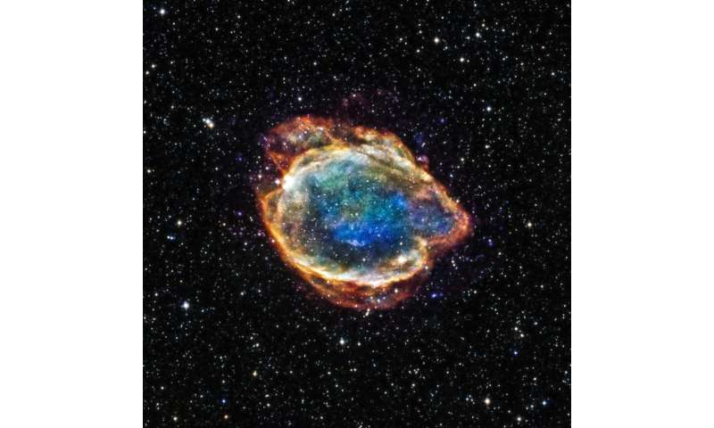 Astronomers find signatures of a 'messy' star that made its companion go supernova