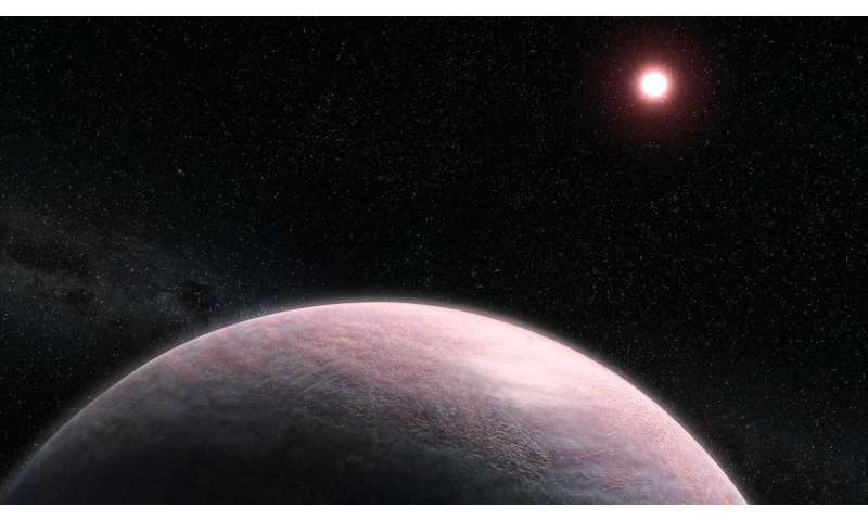 Astronomers propose a novel method of finding atmospheres on rocky worlds
