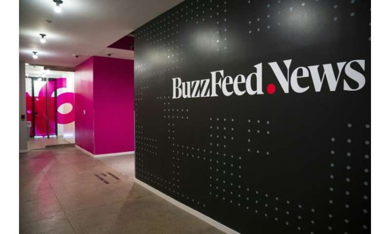 At BuzzFeed HQ in NY, the pressure is on