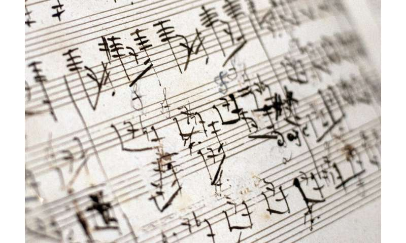 A team of musicologists and programmers is racing to complete a version of Beethoven's unfinished 10th symphony using artificial