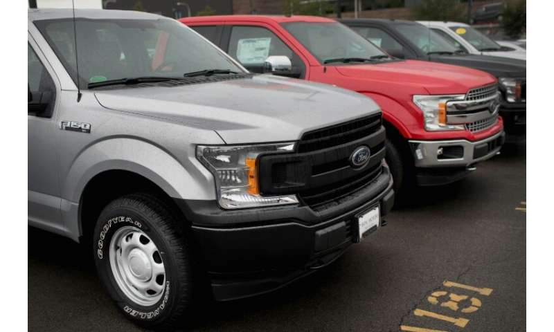 Ford Transmission Recall >> Ford Recalls 1 5 Mn F 150 Pickups