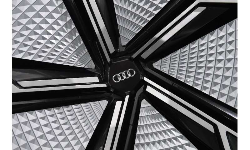 Audi is to shed jobs as it shifts to electric models