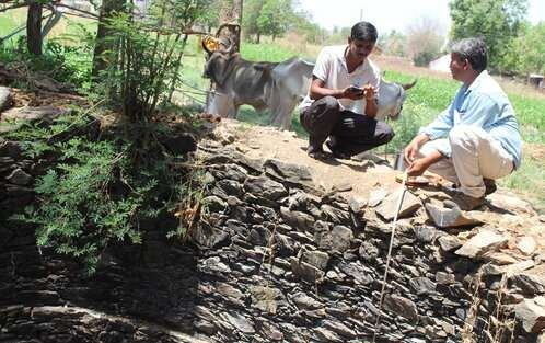 Aussie app helps farmers crowdsource water during India's water crisis
