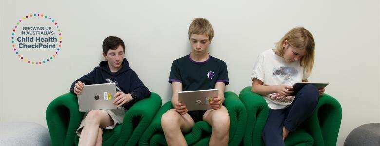 Aussie pre-teens spend most of their day sitting still, study shows