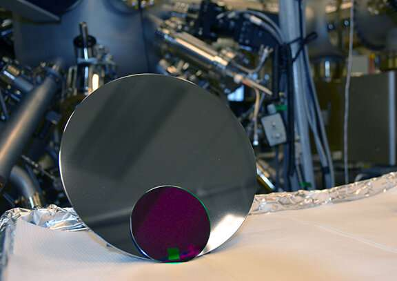 A virtual substrate opens path to oxide films on silicon for application in 5G, MEMS, sensors and quantum computation