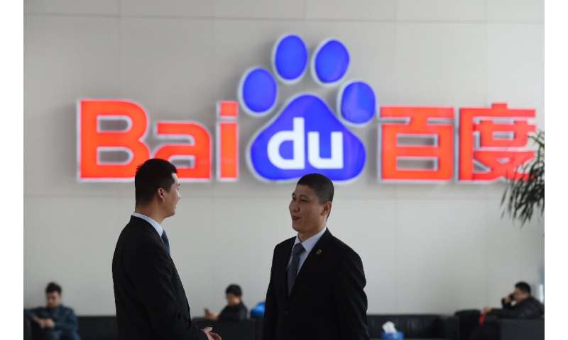 Baidu is facing competition from ByteDance, which runs popular video apps such as TikTok and Douyin and has moved into the onlin