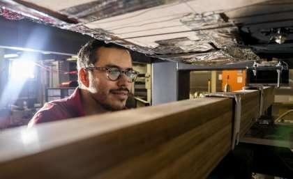 Bamboo lights a fire under Australian construction industry