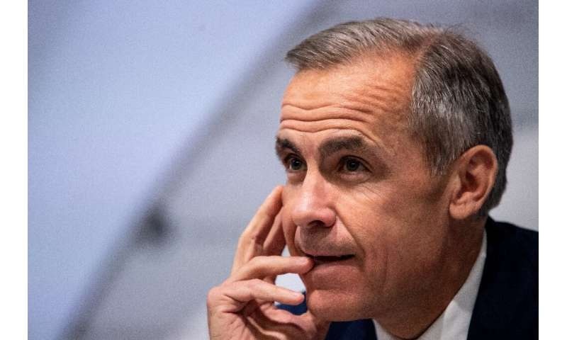 Bank of England governor Mark Carney has suggested that a virtual currency could one day replace the dollar as king of the forei